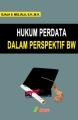 Hukum Perdata dalam Perspektif BW