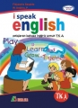 I Speak English untuk TK A