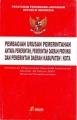 HPU. Pembagian Urusan Pemerintah RI No. 38-2007