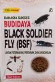 Buku Rahasia Sukses Budidaya Black Soldier Fly (BSF) Full Color