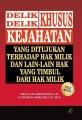 Buku Delik-delik Khusus (Edisi Revisi)