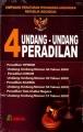 HPU. Tentang Empat Undang-Undang Peradilan