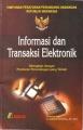 HPU. Tentang Informasi dan Transaksi Elektronik