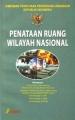HPU. Tentang Penataan Ruang Wilayah Nasional