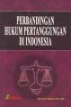 Perbandingan Hukum Pertanggungan di Indonesia
